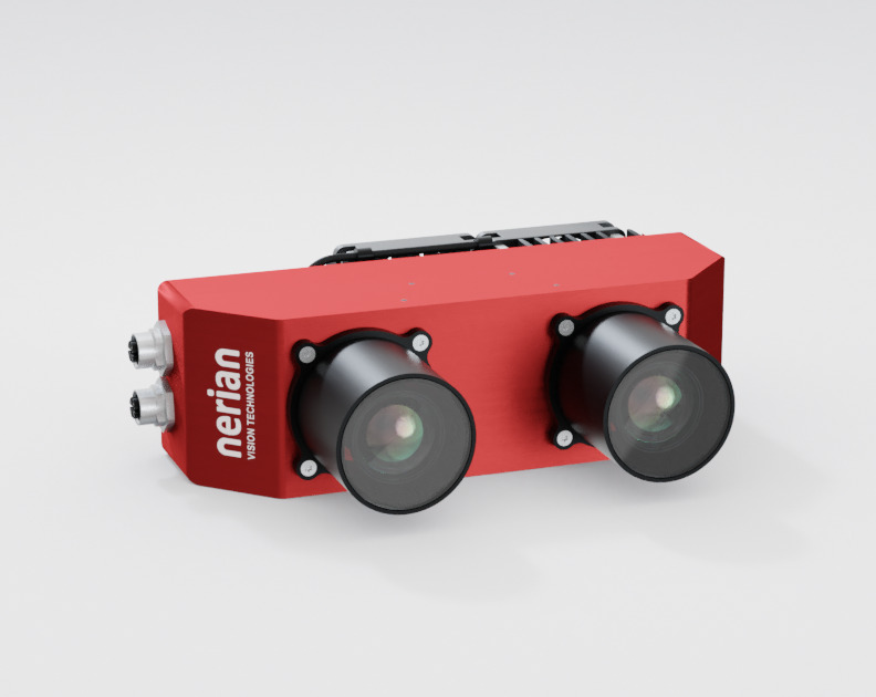 Scarlet 3D depth camera, 10 cm baseline distance