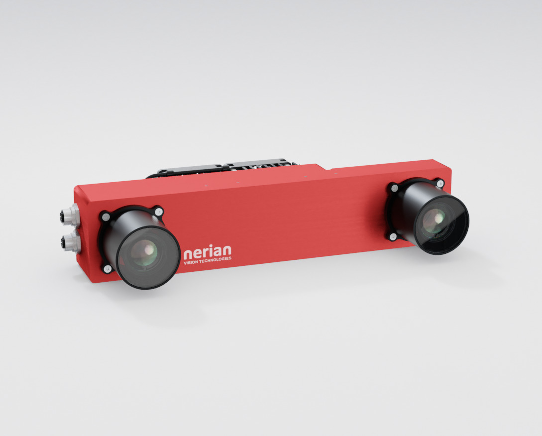 Scarlet 3D depth camera, 25 cm baseline distance